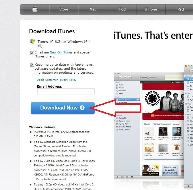 For Apple Users: Backing Up Your iPhone/iPad to iTunes